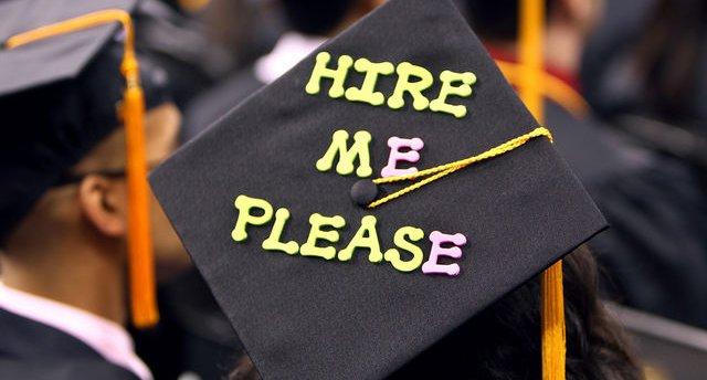Inilah Sebab Fresh Graduate Sulit MendapatkanPekerjaan